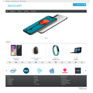 Discover NivoCart!